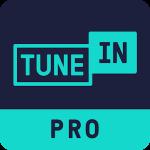 Aplicación de Música TuneIn Radio Pro para Android