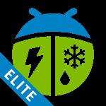 Aplicación de Tiempo Weather Elite by WeatherBug para Android