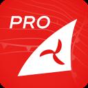 Windfinder Pro: Previsión del viento y meteo